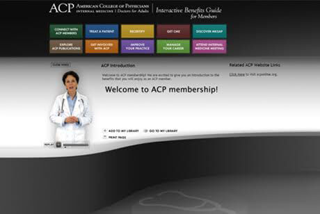 ACP Multimedia Website