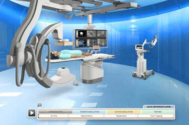 Philips EP Navigator Virtual Medical Simulation