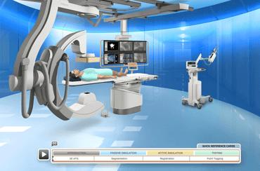 Philips EP Navigator Virtual Medical Simulation